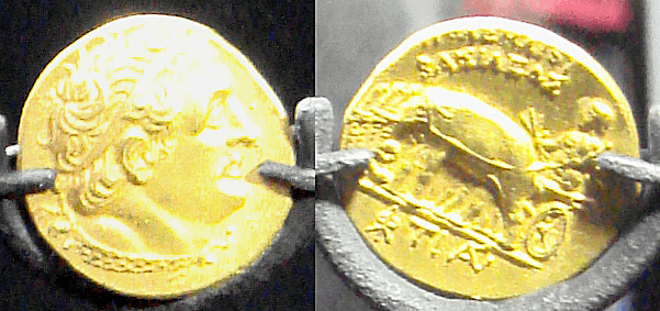 Ancient Artifacts - Thonis-Heracleion Coin