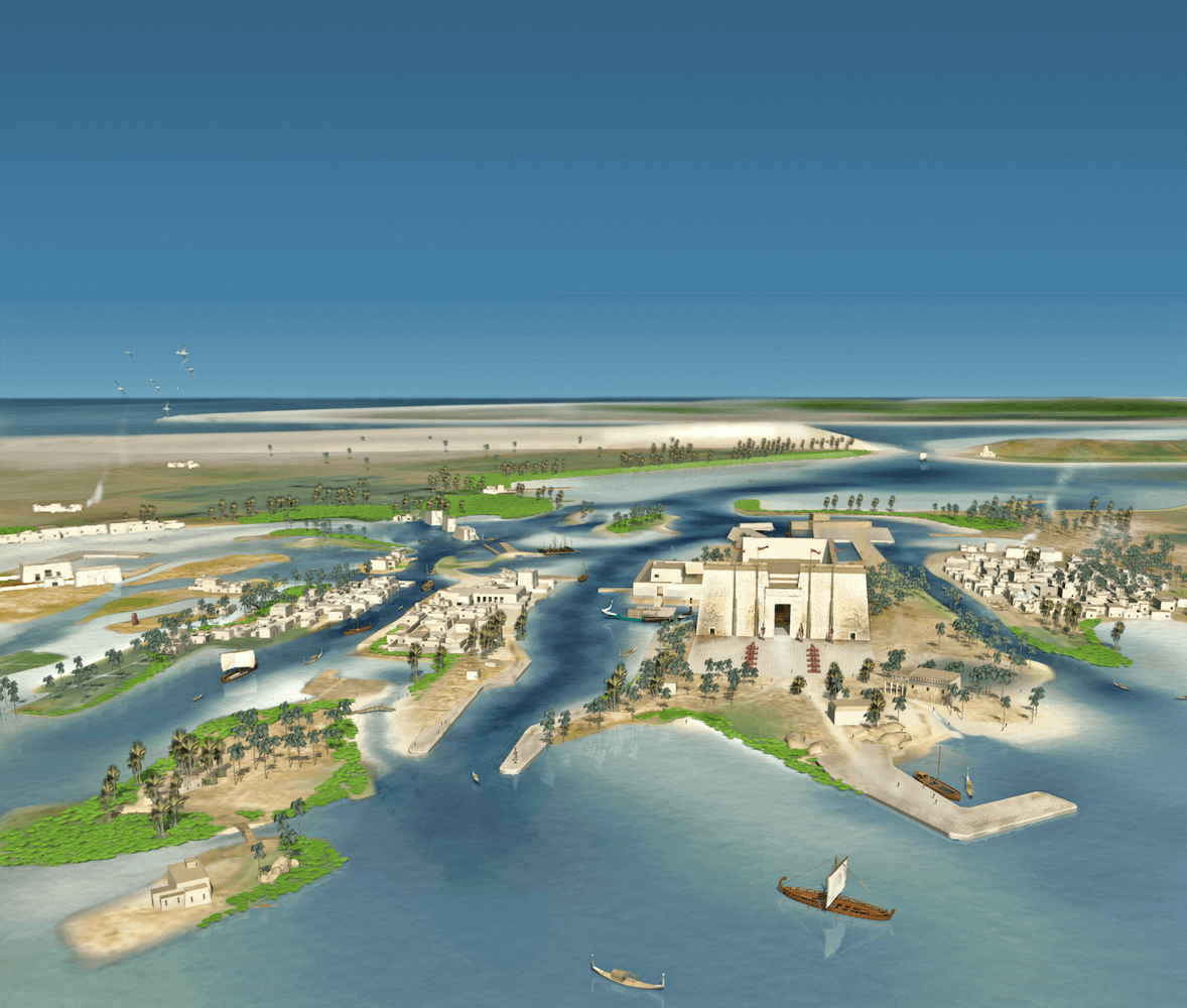 Settlements - Thonis-Heracleion